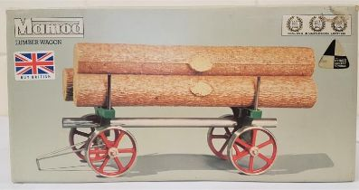 Mamod Lumber Wagon - in original packaging