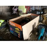Flymo Wood Shark 2200 chainsaw - Passed PAT test