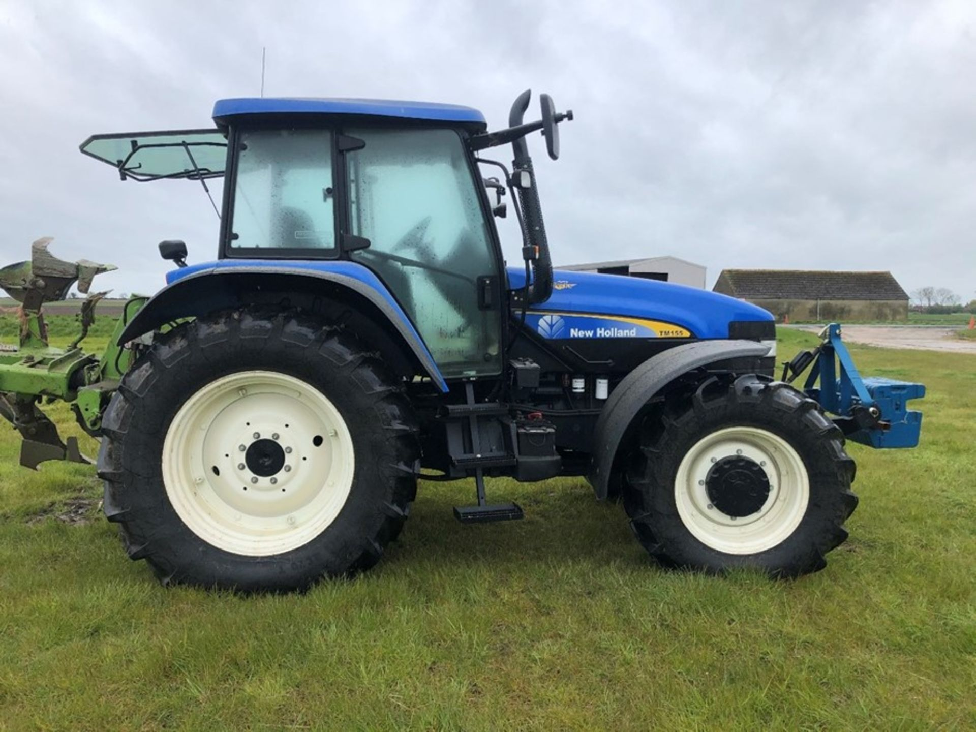 (07) New Holland TM 155 - Image 10 of 10