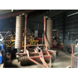 Lely Ringmaster 6m hydraulic folding rolls with breaker rings, serial no: RR54040, manual in office