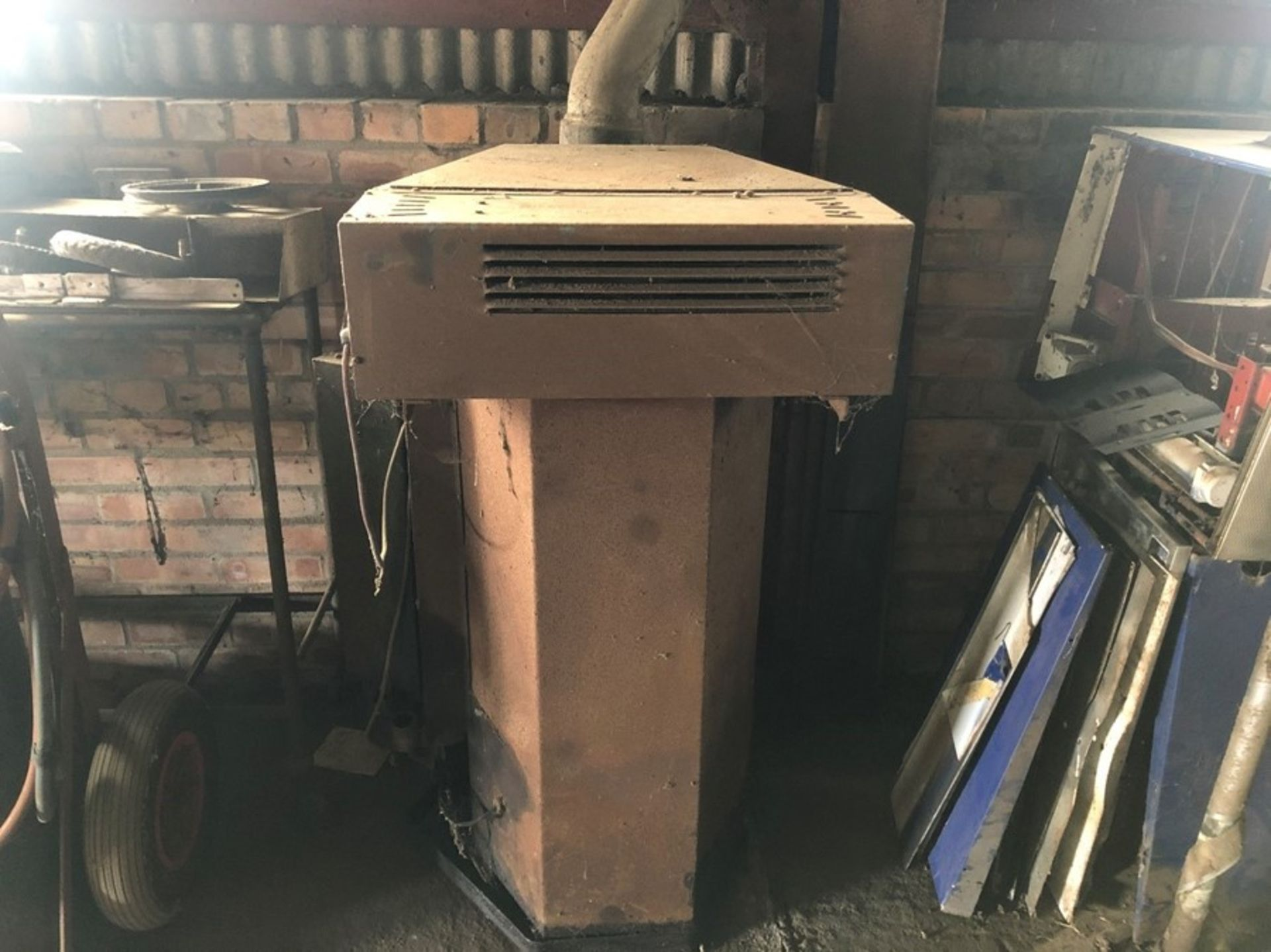 Workshop heater - Failed PAT test