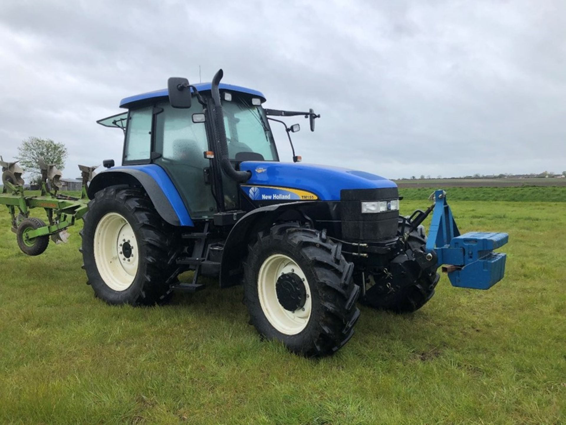 (07) New Holland TM 155 - Image 9 of 10