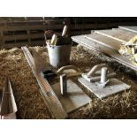 Qty builder's tools