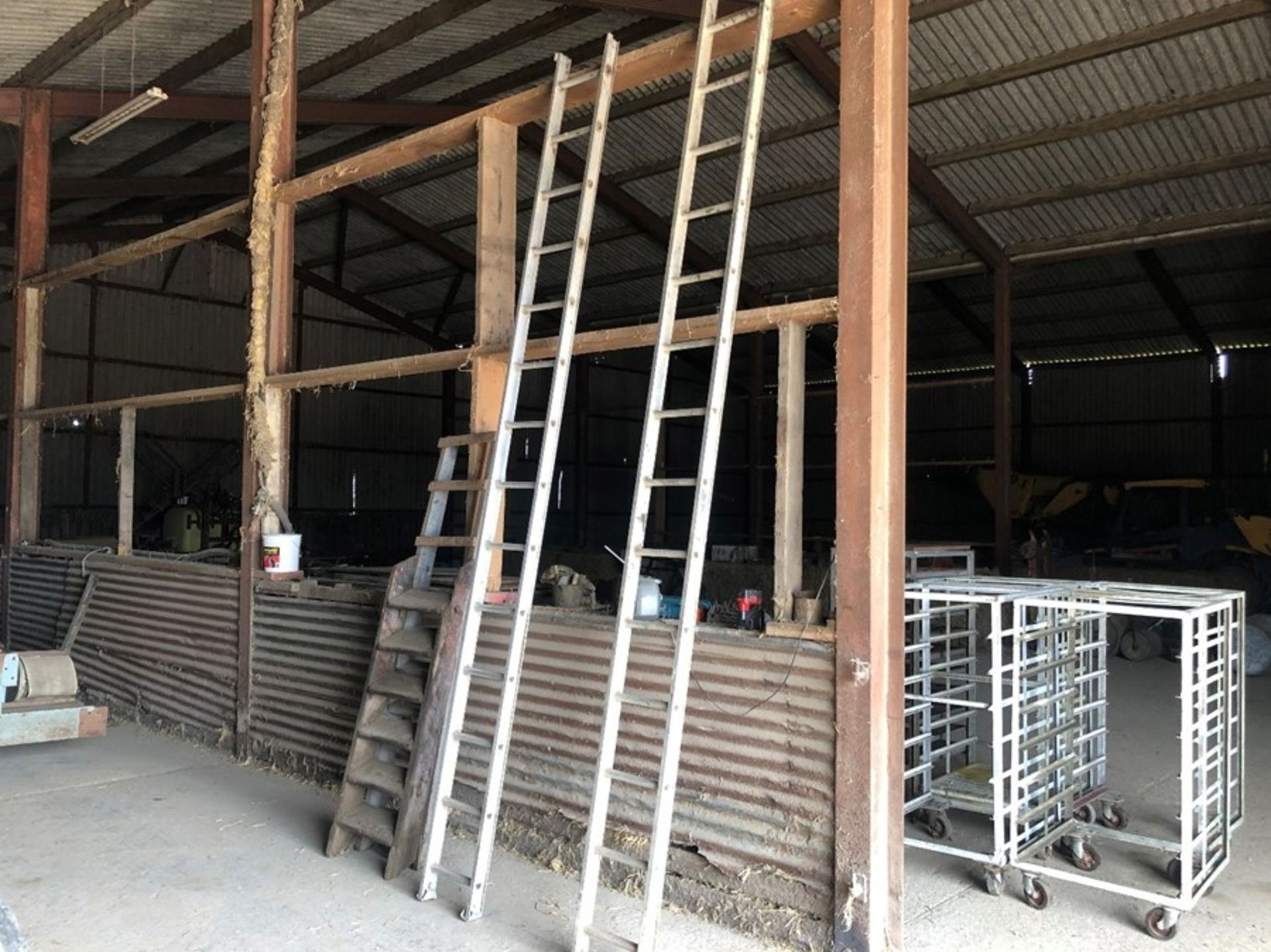 16 stave Clima ladder