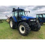 (07) New Holland TM 155