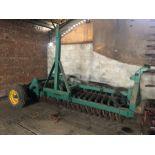 3.5m end tow cast land press