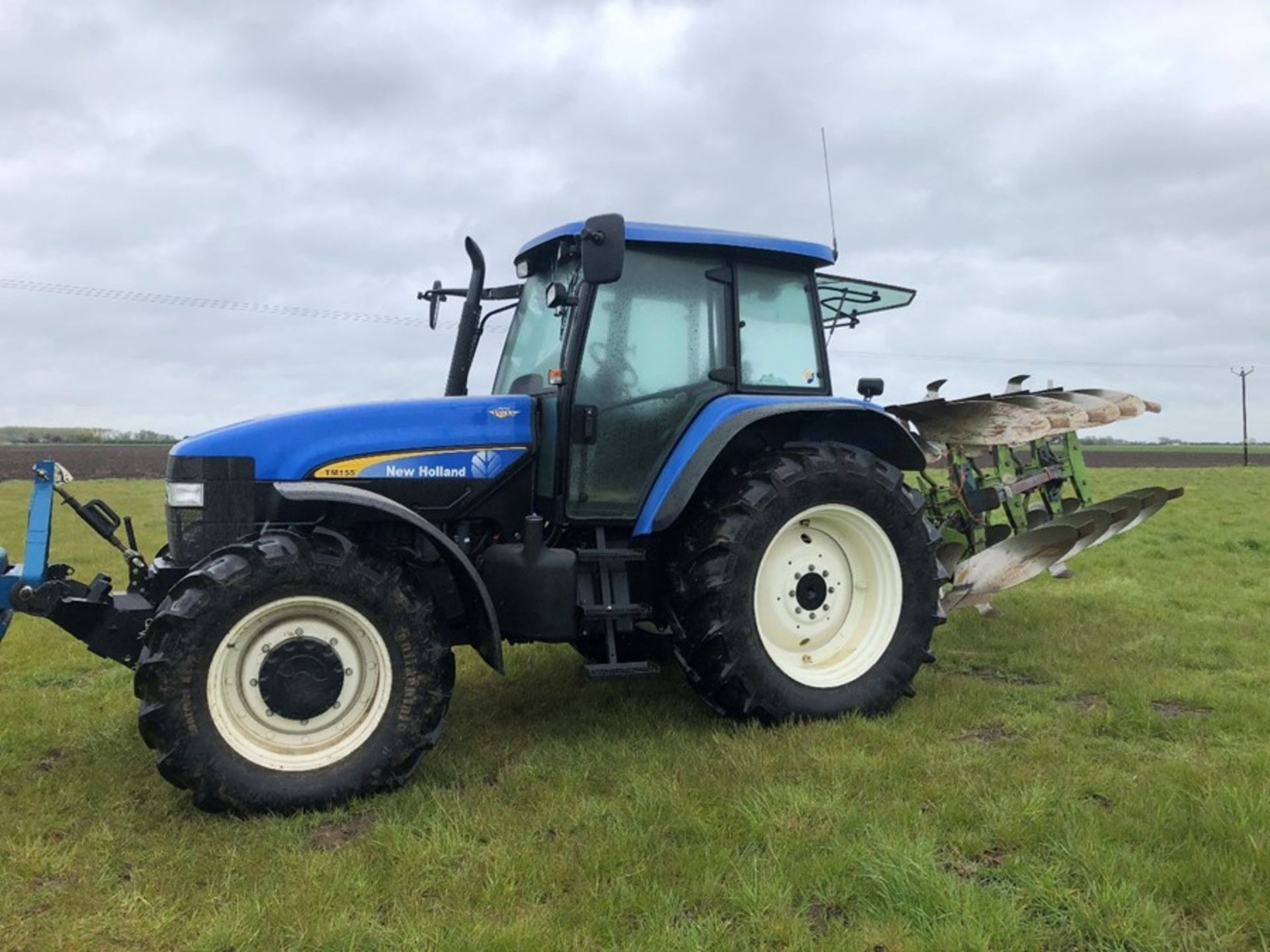 (07) New Holland TM 155 - Image 8 of 10