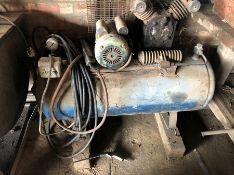 Single phase air compressor – Failed PAT test