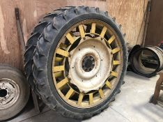 Pr RCW Michelin 9.5-48 with Ford centres