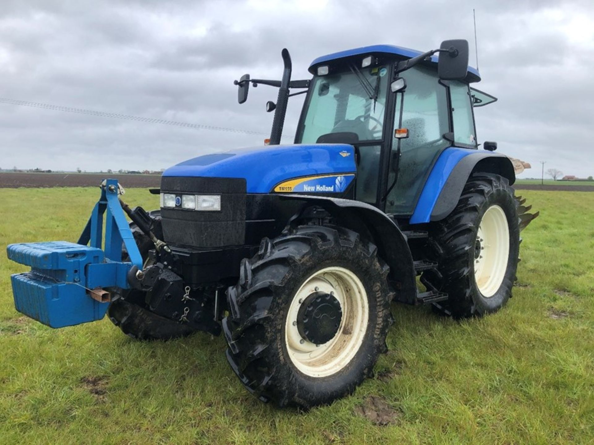 (07) New Holland TM 155 - Image 7 of 10