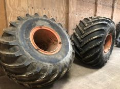 Pr Goodyear Super Terra-Grip with Ford centres