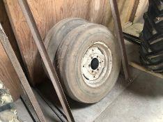Pr 750-16 front wheels