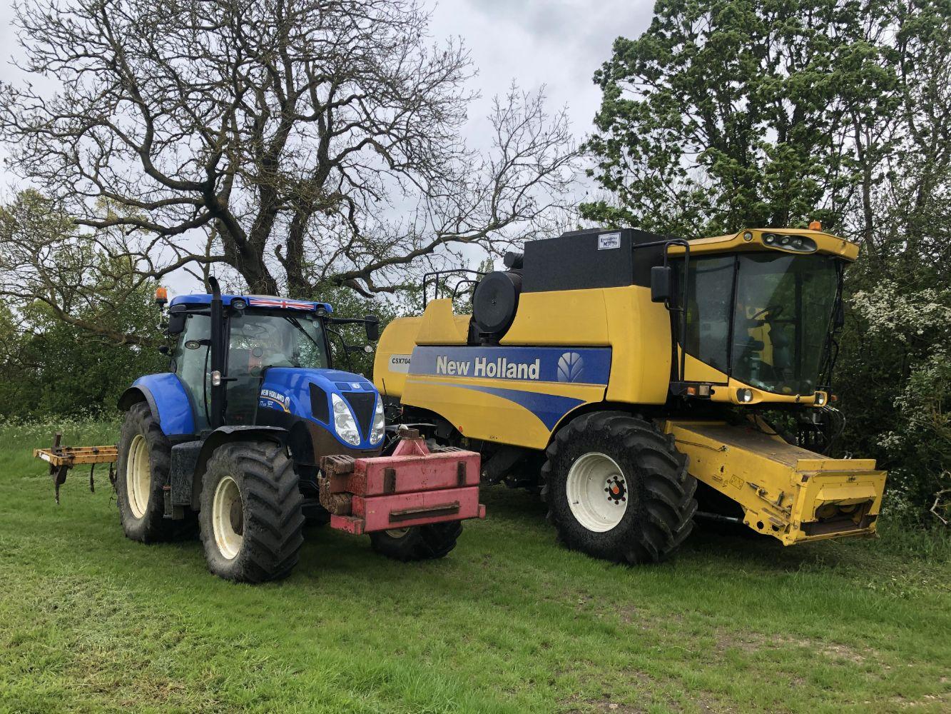 Farm Machinery Dispersal Auction