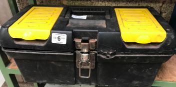 2 CARTONS OF TOOLS, LARGE QTY OF SPANNERS ETC