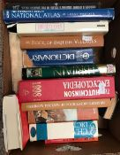 CARTON OF HARDBACK BOOKS