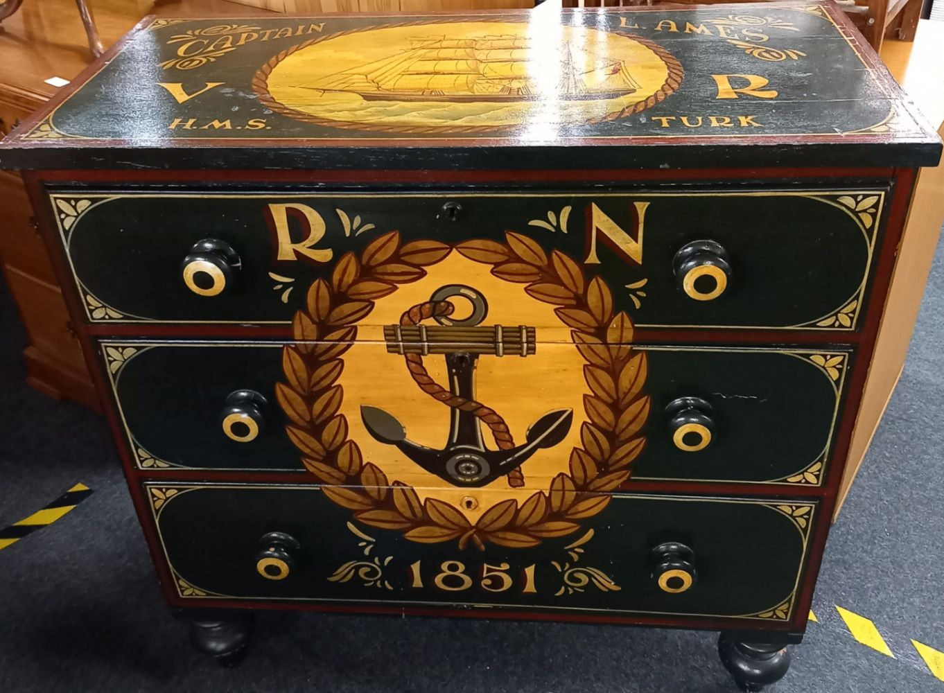 Whitton & Laing - Queens Road Auctions - ANTIQUE AND MODERN FURNISHINGS, SILVER, JEWELLERY, COINS & COLLECTABLES