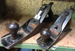 2 STANLEY SMOOTHING PLANES