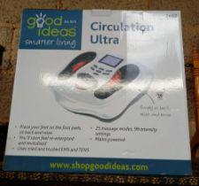 BOXED GOOD IDEAS CIRCULATION ULTRA UNIT