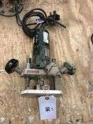 Bosch POF 52 Router