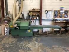 Guilliet KXL Four-Sided Planing Machine