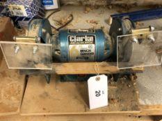 """Clarke CBG6RZ 6"""" / 150mm Bench Grinder"""