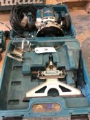 """Makita RP2301FC 1/2"""" Plunge Router"""