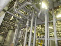 Cook-Deck SS Pipework