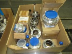 Assorted Butterfly Valves