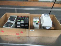Assorted VFD's