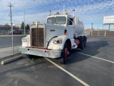 Sump Sucker Truck