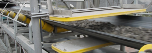 Belt Weigher & Metal Scanning Systems