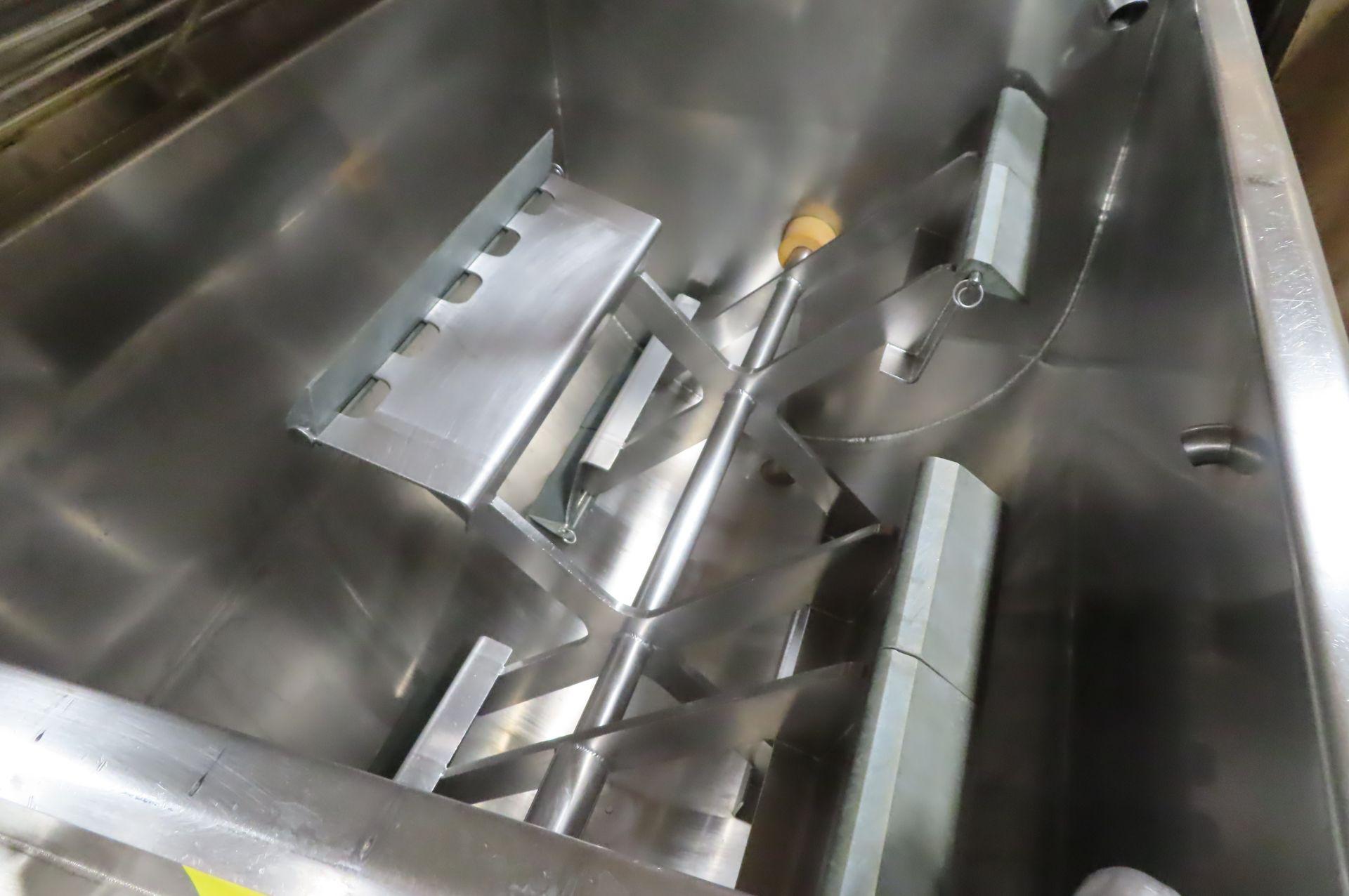 Paddle mixer - Image 4 of 6