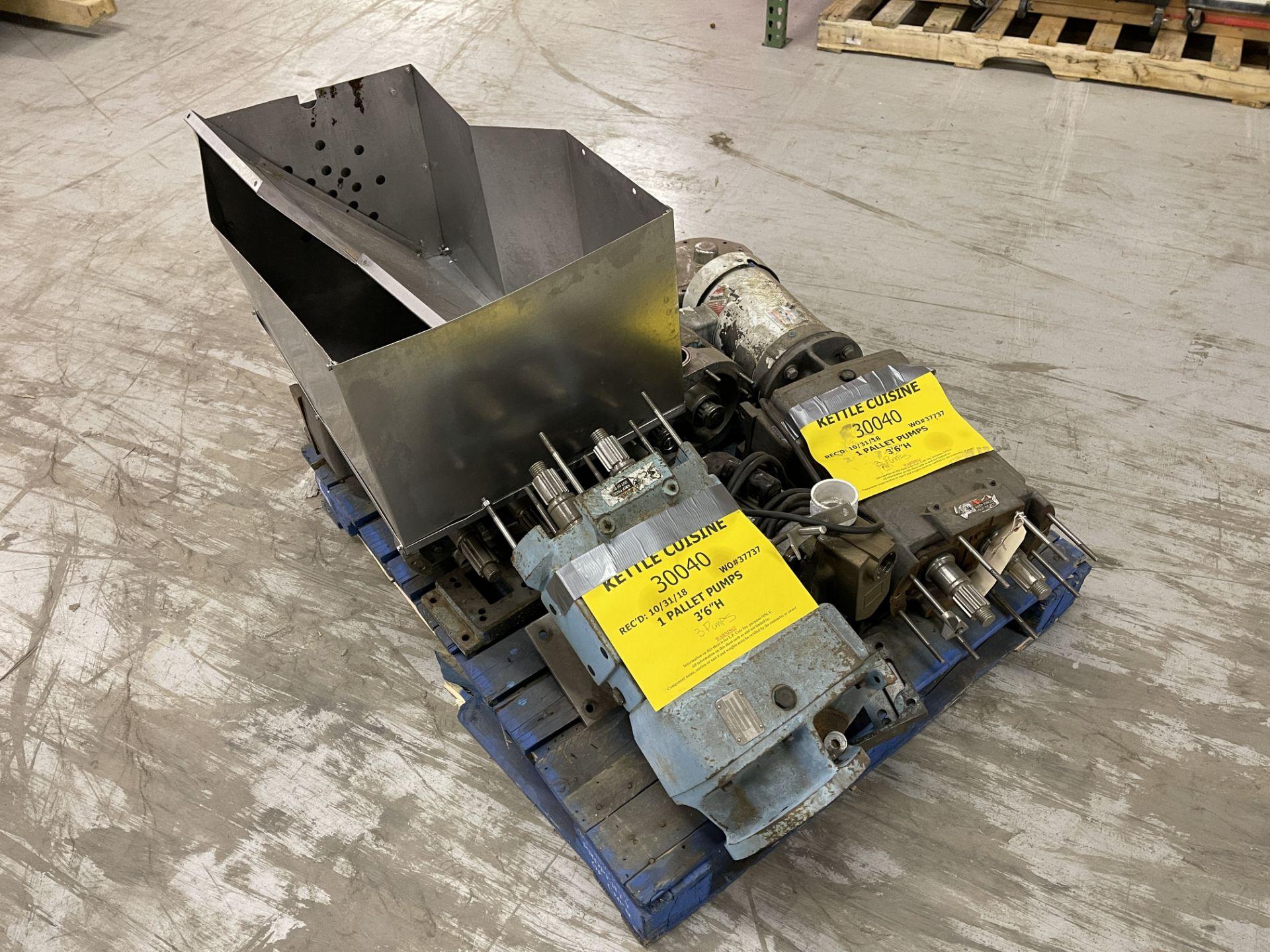 Misc Pump Parts - Image 2 of 3