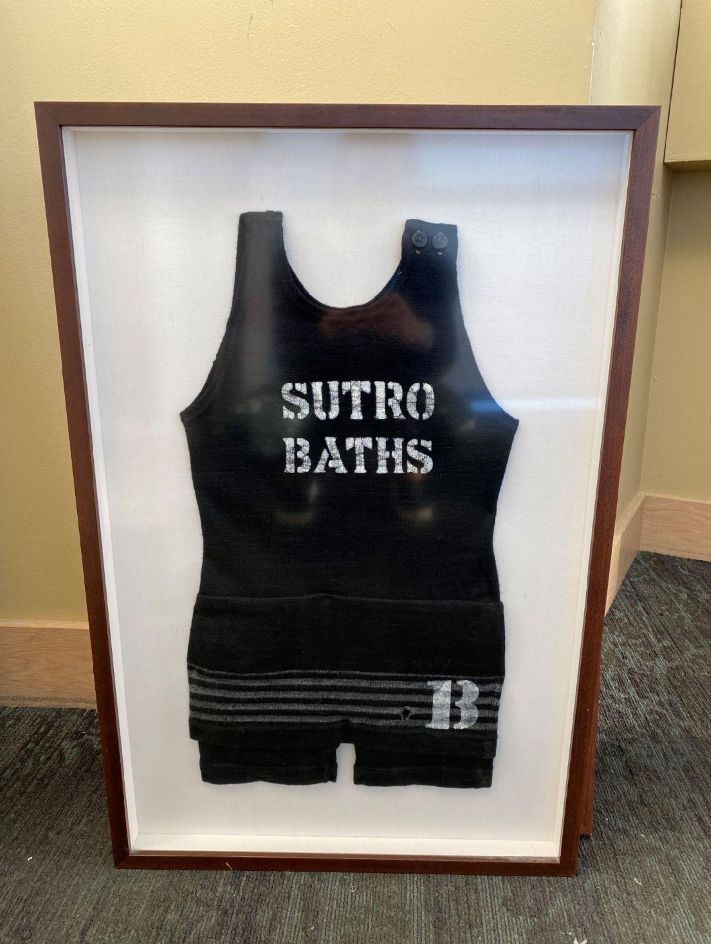 Sutro Bath Bathing Suit
