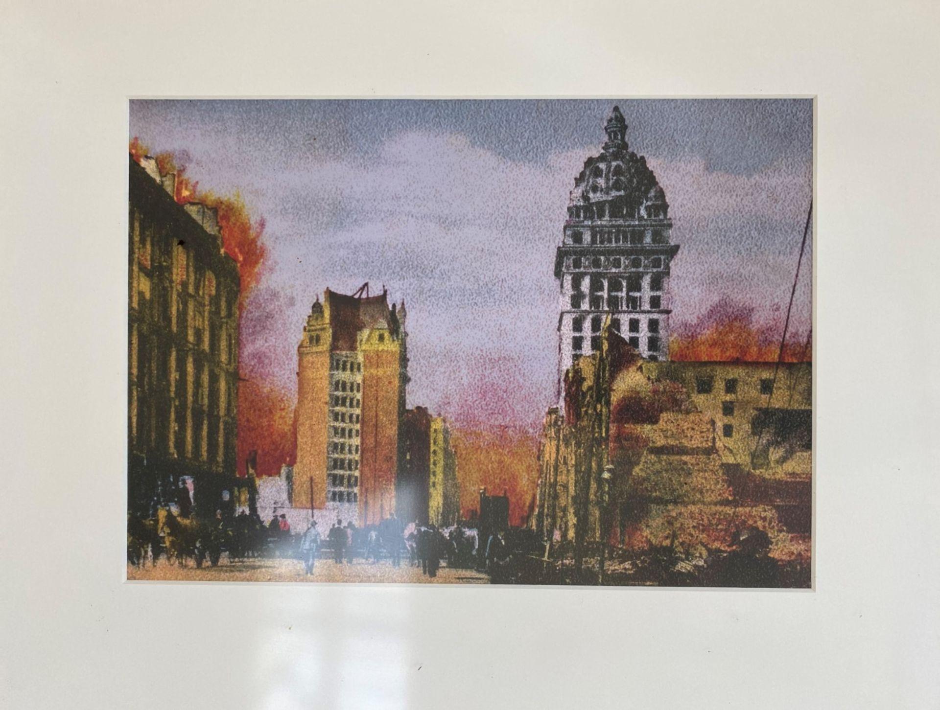 Framed Sketch Prints - Image 8 of 8