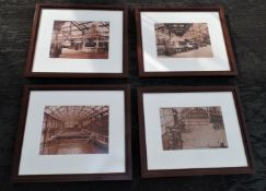Framed Photos - Sutro Bath Interiors
