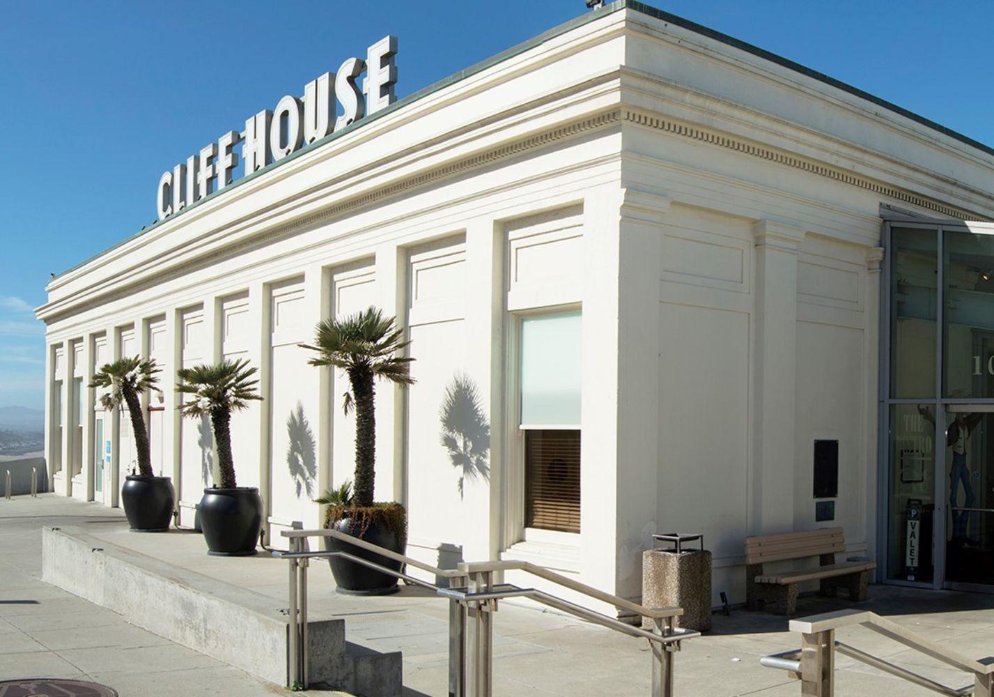 Day 2 - The Cliff House - San Francisco Landmark