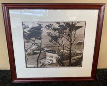 Framed Photo - Cliff House