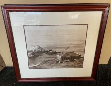 Framed Photo - Cliff House