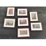 Framed Sketch Prints