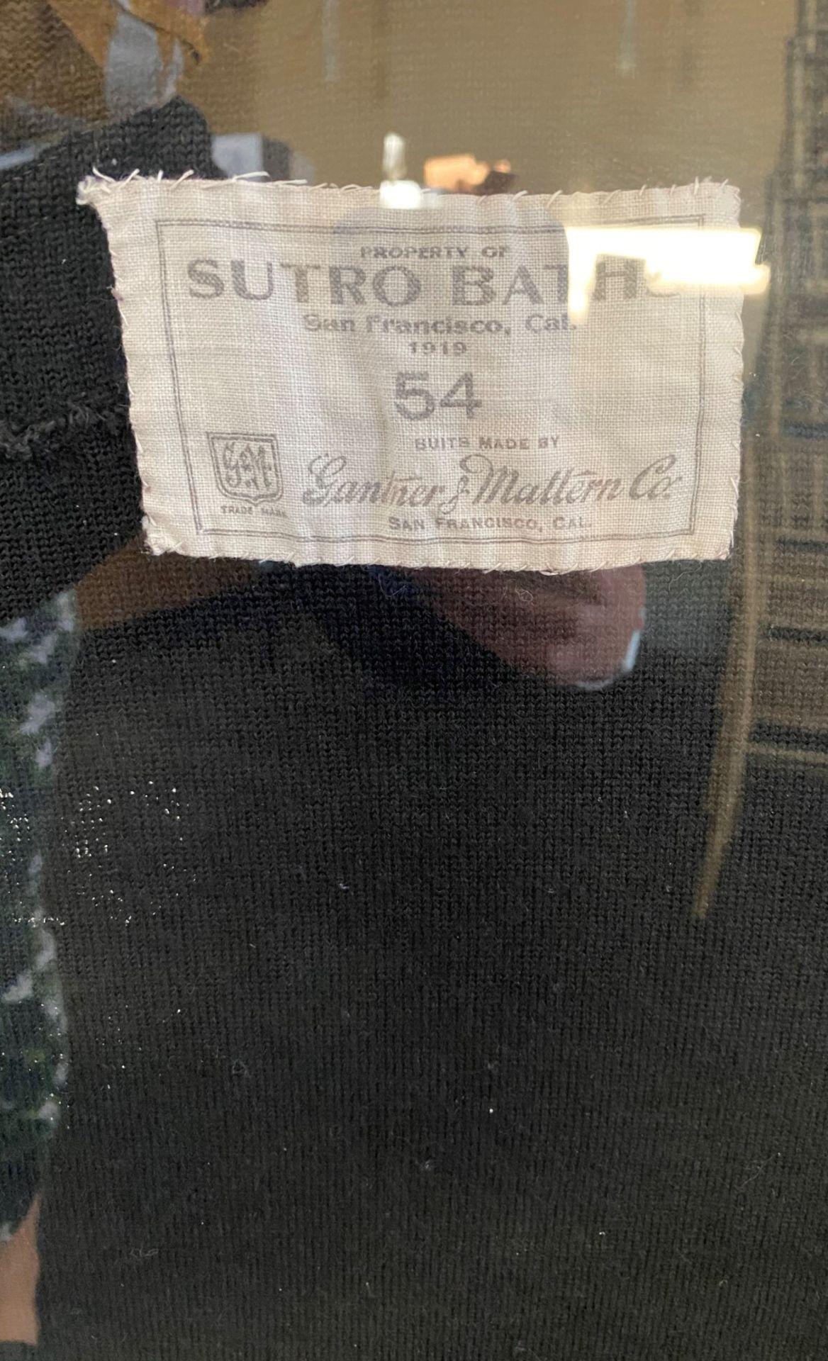 Sutro Bath Bathing Suit - Image 2 of 2