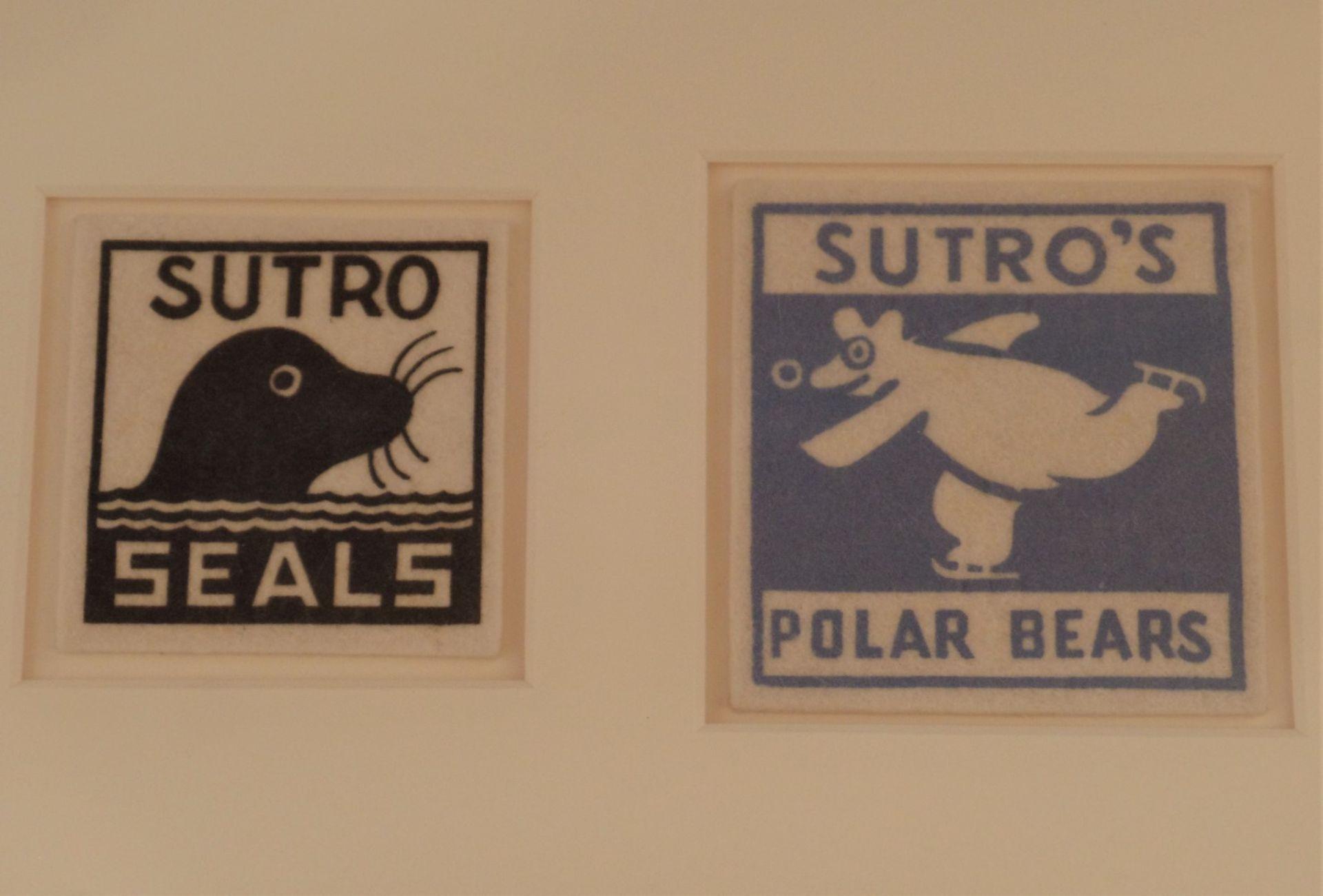 Framed Sutro Baths - Framed Mementos - Image 3 of 8
