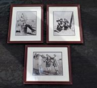 Framed Photos - Bathing Beauties