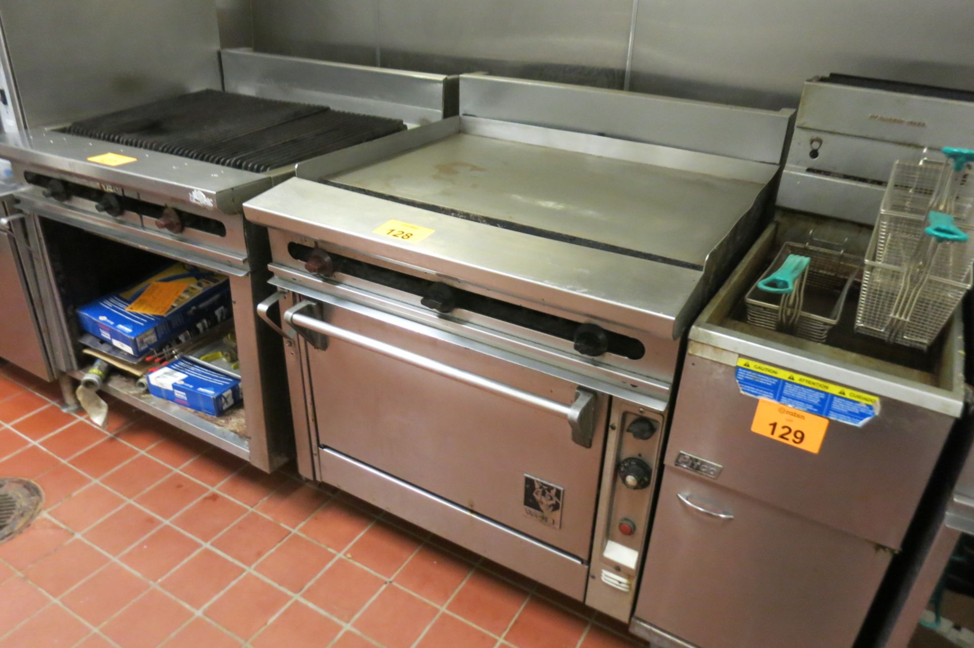 Gas Griddle - Image 2 of 2