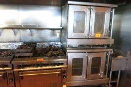 Double Oven