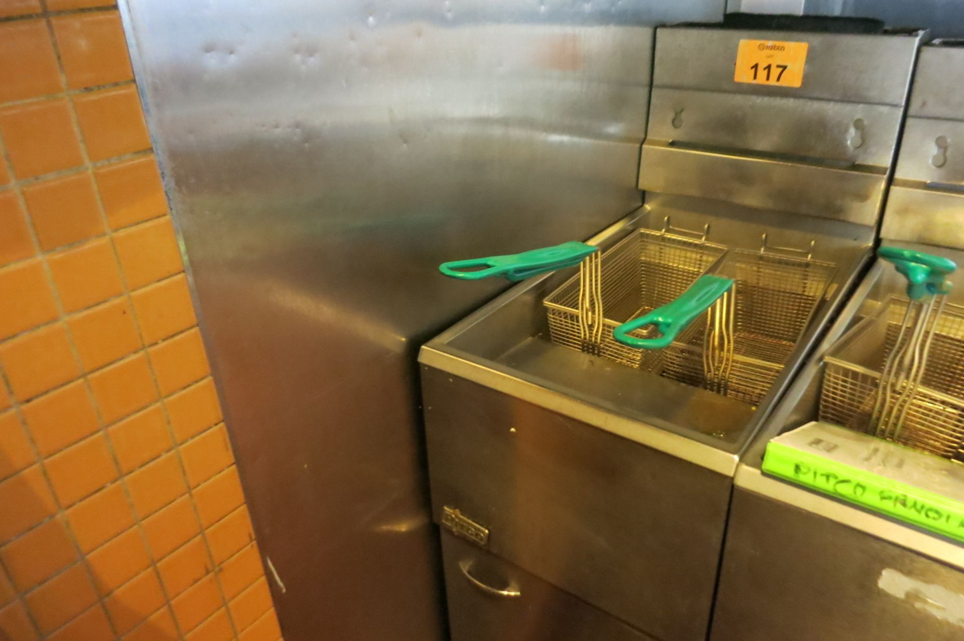 Gas Fryer - Image 2 of 2