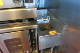 Stainless Sink/Stand