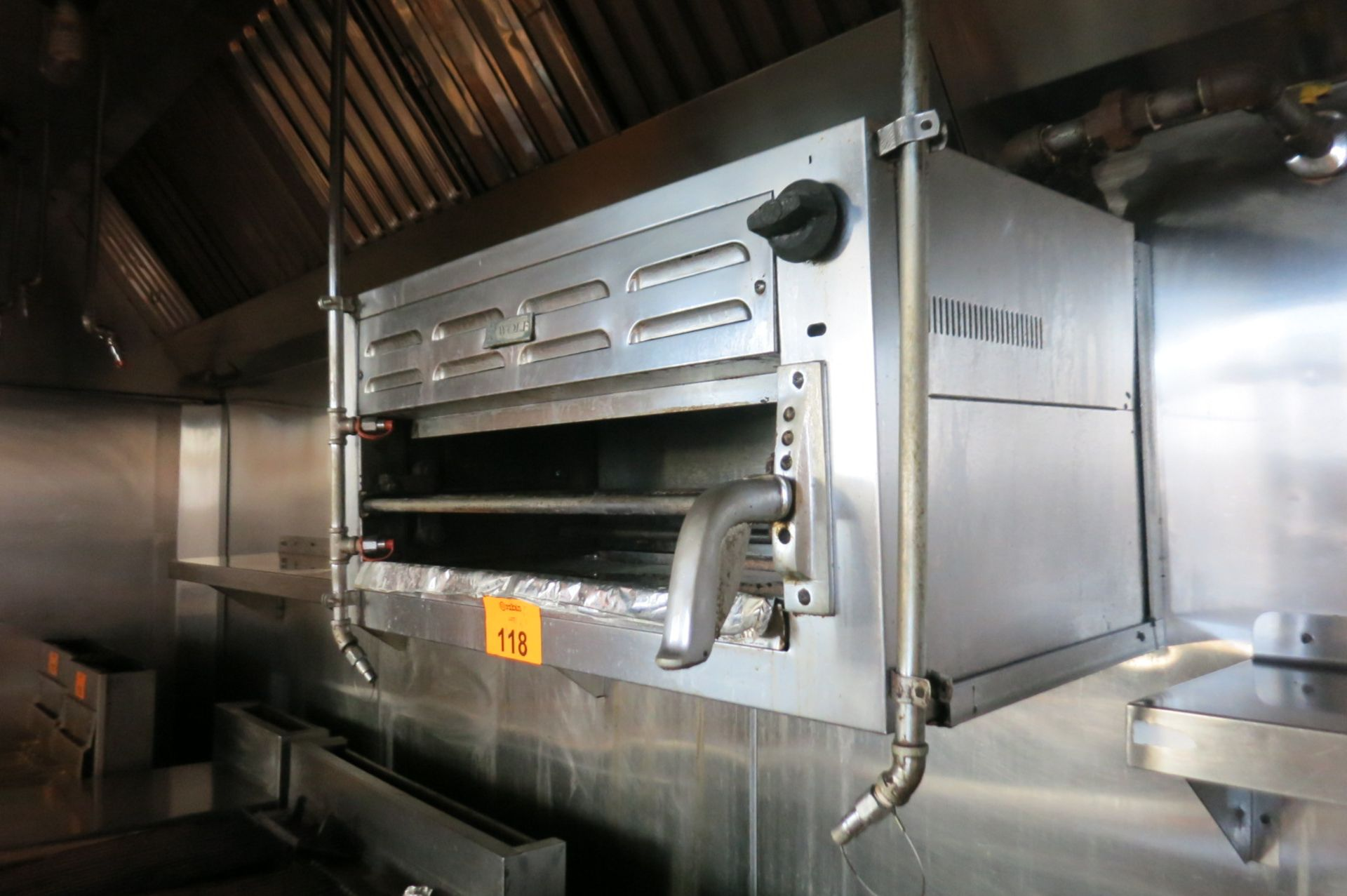 Gas Broiler - Image 2 of 2