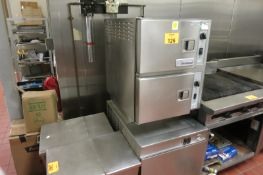 Double Convection Steamer