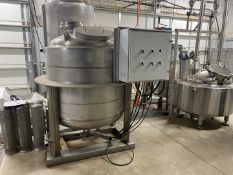 Jacketed Stainless Tank